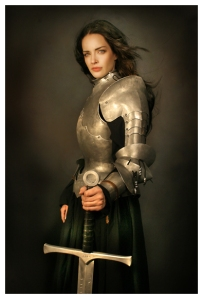 woman-in-armor